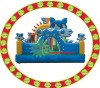 kid's favorite toys inflatable park