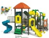 kid's outdoor slide equipments TX-9034A