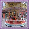 kids carousel horse ride roundabout