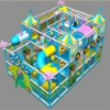 kids indoor playground design of LE-BY012