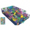 kids play playground equipment