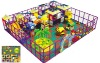 luxurious baby indoor playground QX-B2902