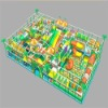 new design indoor playground set of LE-BY016