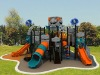 outdoor playground exhibition equipment  TX-003B