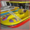 outdoor water park entertainment pedal boat for famies