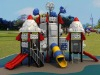 plastic and steel playground TX-03001