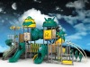 plastic outdoor playground made in china