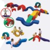 plastic toys(play system,park facility)
