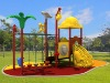 rubber tiles outdoor playground TX-11401