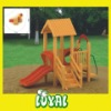 swings and childrens slides