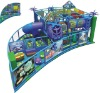 the indoor playground