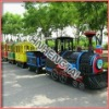 the most popular Amusement Playground equipment  Trackless looney tooter train