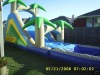 top hot selling  and fancy inflatable water slide