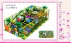 various indoor playground equipment for cafe TQ-TSL143 forest style indoor playground